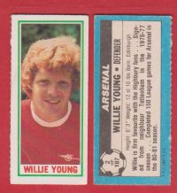 Arsenal Willie Young 2